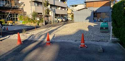 マイクリニック大久保 静岡の駐車場21台
